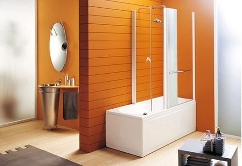 salle de bain carrot - Salle de bain orange: ces 5 modèles vont vous faire changer d'avis sur l'orange