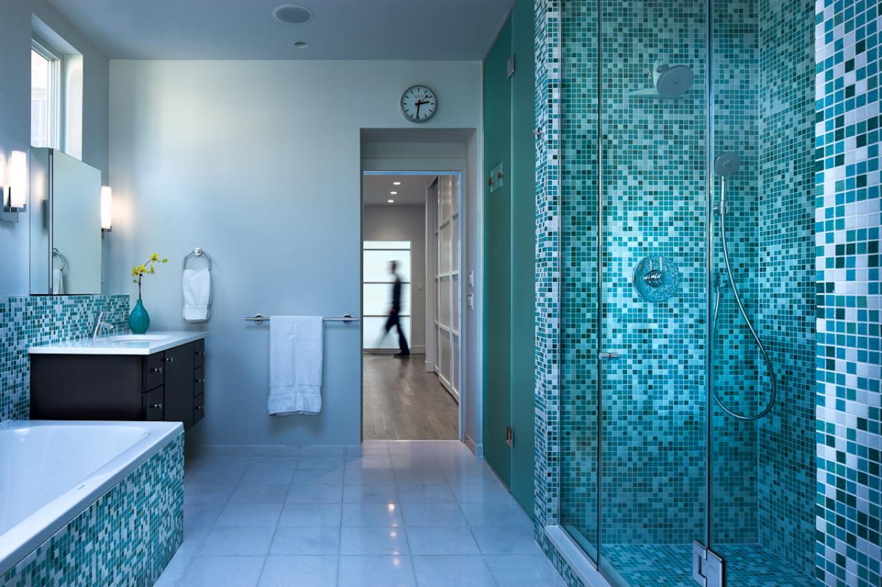 salle de bain mosaique top faience salle de bain mosaique. Black Bedroom Furniture Sets. Home Design Ideas