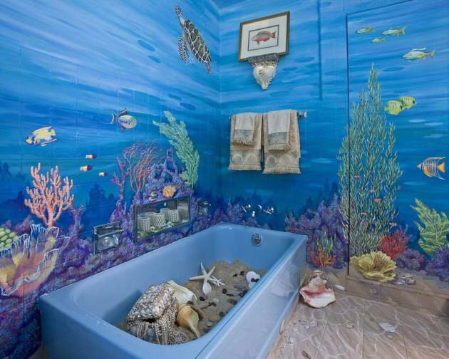 Source: http://www.vissbiz.com/decorating-kids-bathroom-ideas/decorating-kids-bathroom-design-with-light-blue-wall/