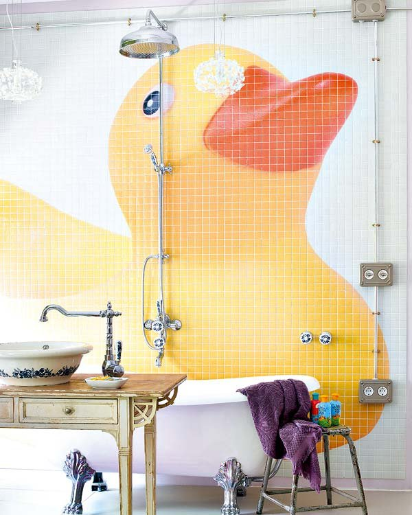 salle de bain enfant: 15 idées pratiques pour sublimer l'enfance - Salle De Bain Enfants