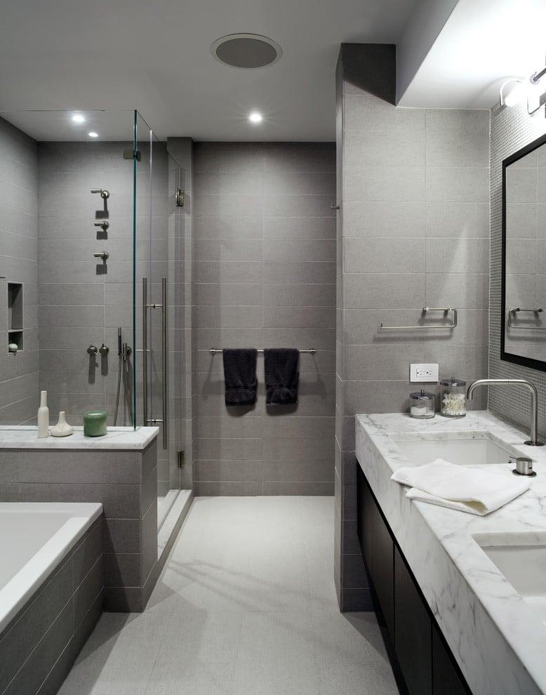 Conseils pour am nager une petite salle de bain for Amenager une salle de bain