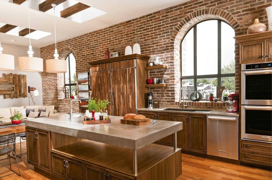 15 murs de cuisine 233tonnants toutes nos astuces de d233coration