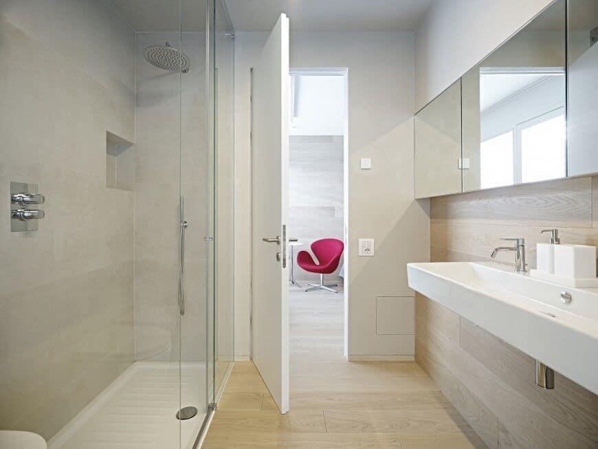 Conseils pour am nager une petite salle de bain for Creer une petite salle de bain