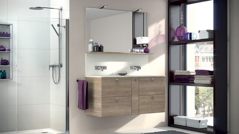 design1 - En panne d'idées pour aménager votre salle de bain? Ces 20 modèles vont stimuler votre inspiration