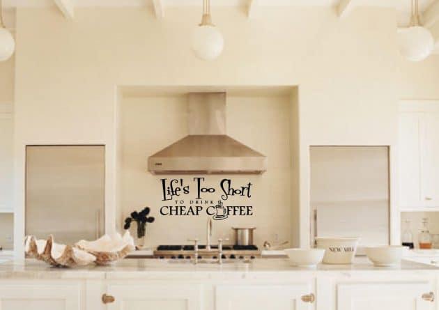 15 murs de cuisine tonnants toutes nos astuces de for Motif sur mur