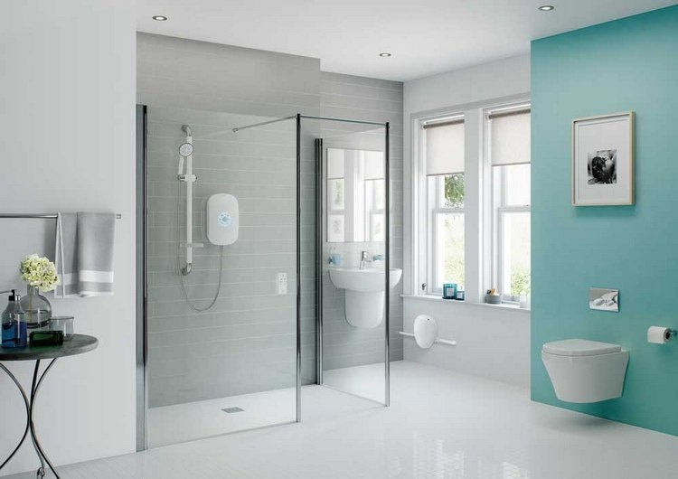 Plan de salle de bain 15 id es du rustique au moderne - Faire un plan de salle de bain ...
