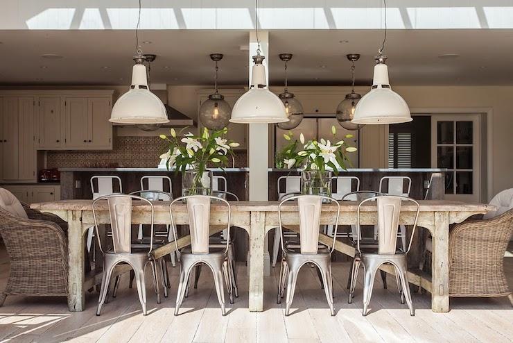 Salle A Manger De Style Industriel 7 Idees Deco Inspirantes
