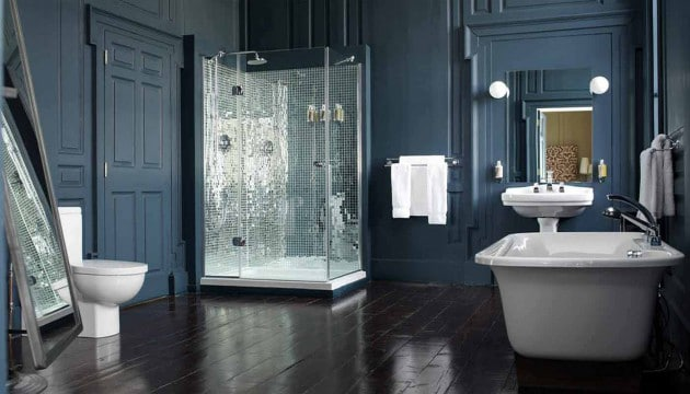 Best Salle De Bain Zellige Bleu Ideas - Amazing House Design ...