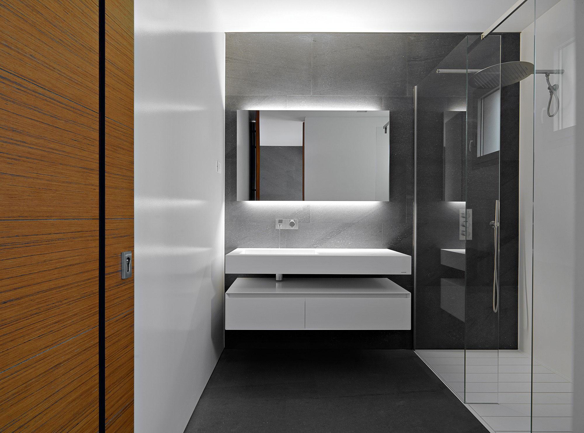 Salle de bain design minimaliste 5 mani res de - Salle de bain minimaliste ...