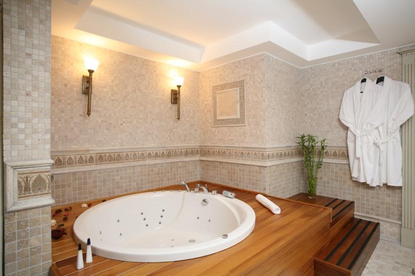 salle de bain spa ia23 humatraffin. Black Bedroom Furniture Sets. Home Design Ideas