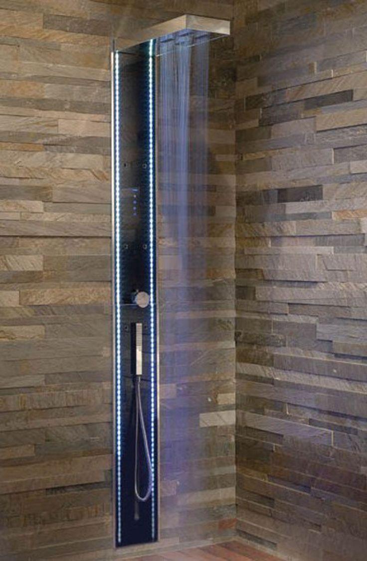 carrelage de douche salle de bain pour r aliser une salle de bain moderne. Black Bedroom Furniture Sets. Home Design Ideas