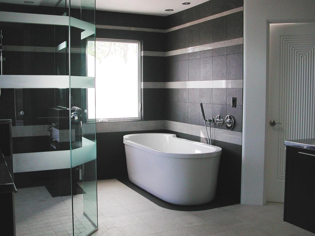 Carrelage de douche salle de bain pour réaliser une salle de bain