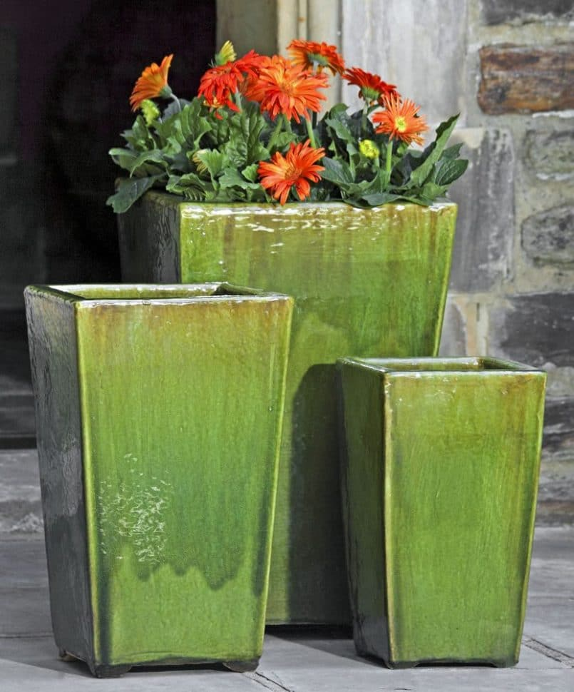 Les pots de jardin 5 conseils pour en faire un for Accessoires decoration jardin