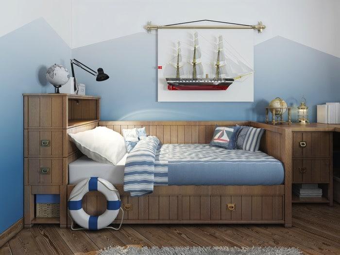 85 manières de décorer une chambre d\'ado garçon avec originalité