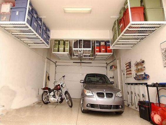 garage stoarage ideas - Garage aménagé 14 idées déco pour transformer votre garage