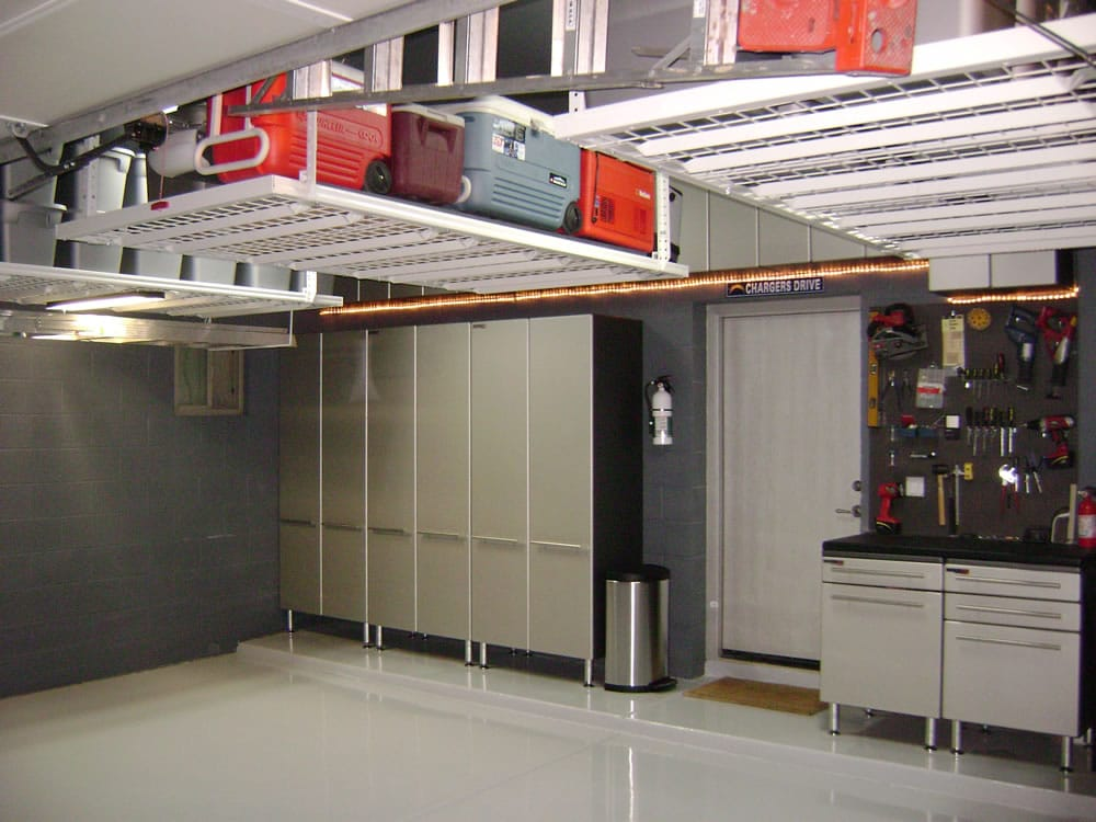 Garage am nag 14 id es d co pour transformer votre garage - Idee amenagement garage ...
