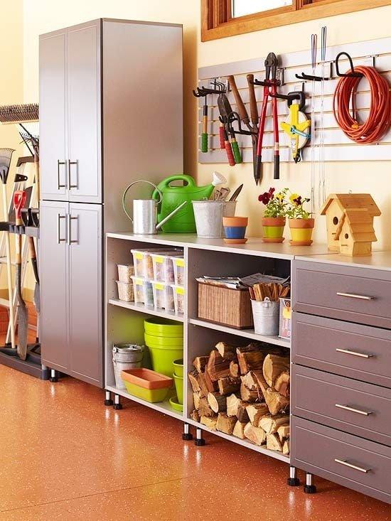 Garage aménagé : 14 idées déco pour transformer votre garage