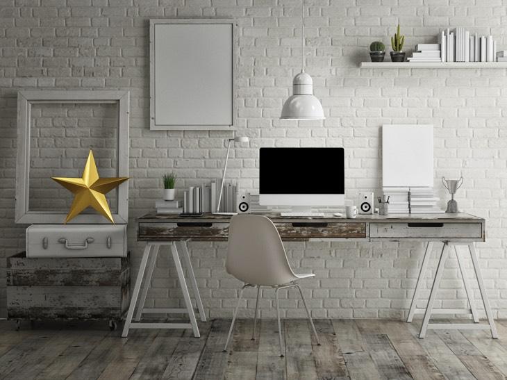63 id es de bureau d ado comment bien l am nager. Black Bedroom Furniture Sets. Home Design Ideas