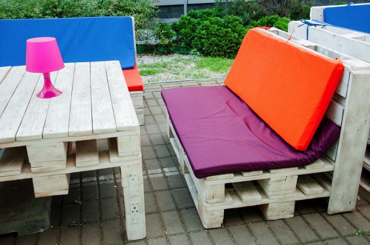 21 idées de bancs et chaises en palette (bois): le mobilier ...