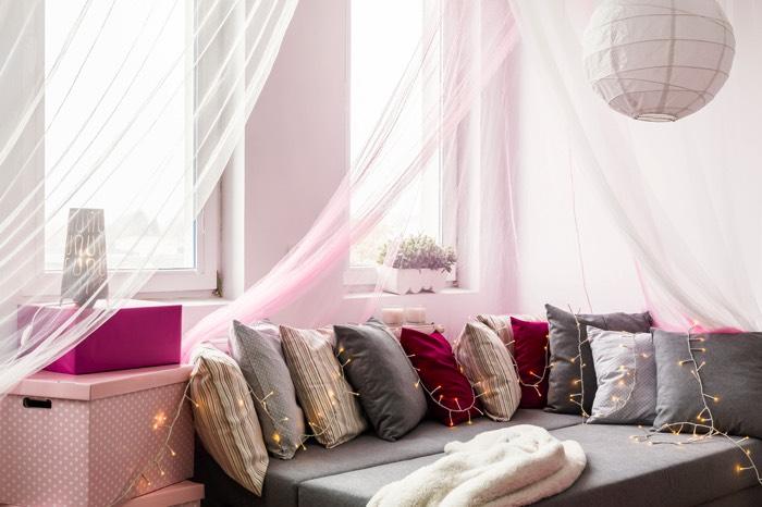 Chambre d ado fille 101 id es d co sympas et ludiques for Decoration chambre ado fille moderne