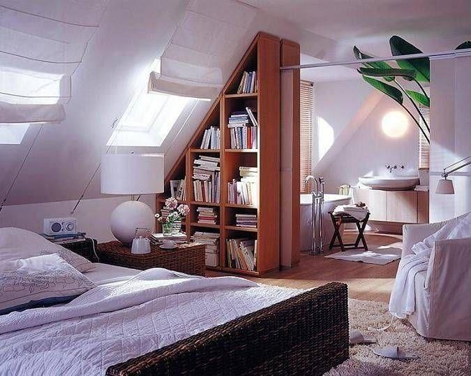 Chambre Sous Les Combles : 10 Conseils - Consobrico.Com