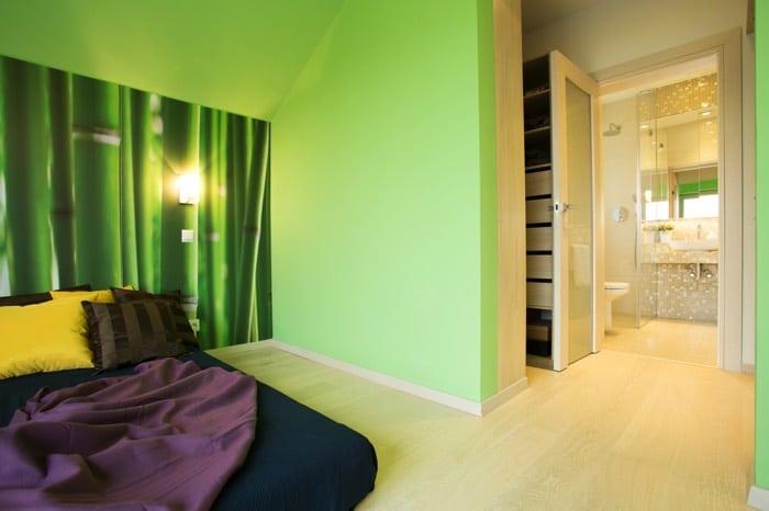 Choisir la peinture couleurs d 39 une chambre 9 conseils for Association couleur peinture chambre