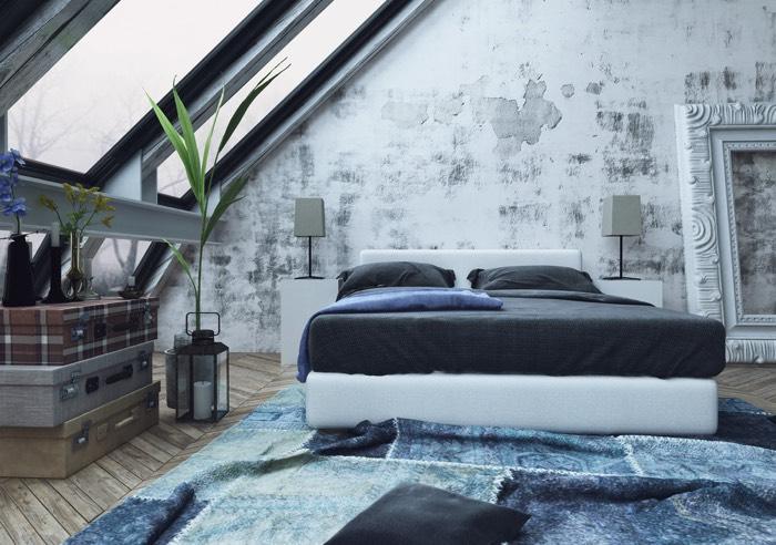 Choisir la peinture (couleurs) d\'une chambre : 9 conseils et 58 photos