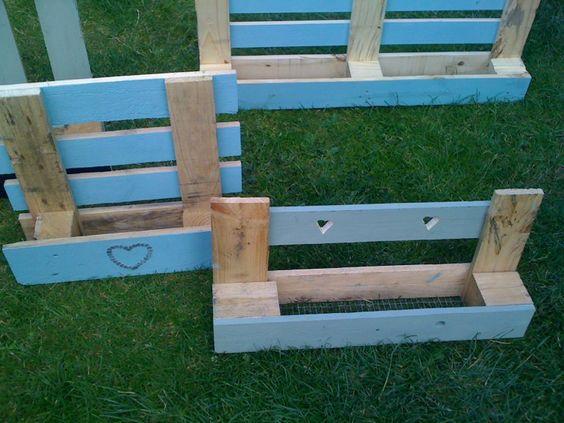 Jardini re en palette 21 id es une jardini re petit prix - Jardiniere en palette de bois ...