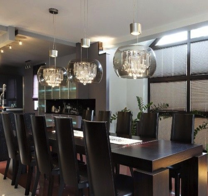 luminaire salle a manger top creative recycl rtro plafond. Black Bedroom Furniture Sets. Home Design Ideas