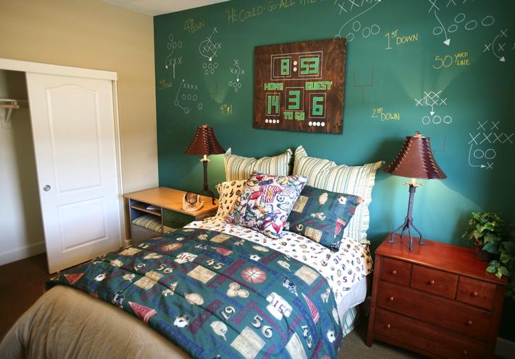 Quelle peinture pour une chambre de garçon : 27 couleurs et ambiances