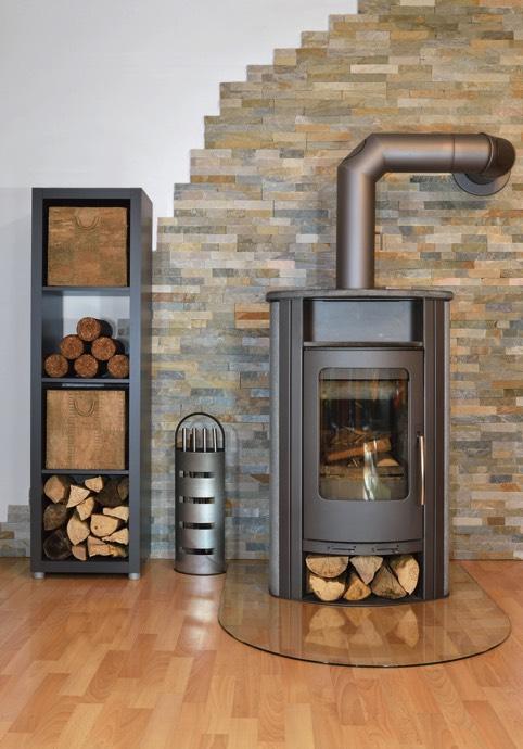 range b ches pour bois de chauffage 42 id es ultra d co. Black Bedroom Furniture Sets. Home Design Ideas
