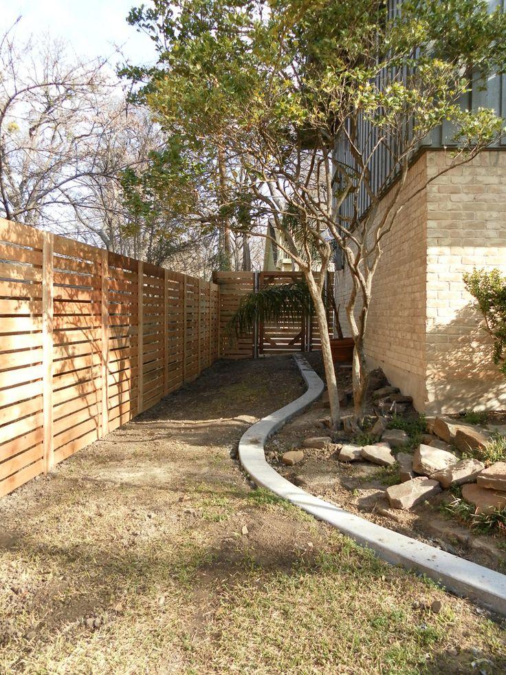 Pose de bordure en b ton jardin ou garage avantages et inconv nients - Cloture jardin en beton orleans ...
