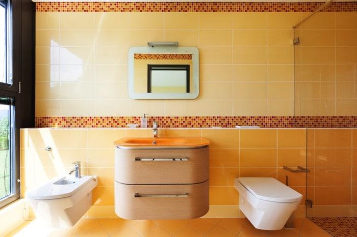 Comment repeindre sa salle de bain 25 id es toutes les for Bidet salle de bain
