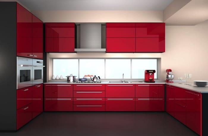 41 id es de peinture pour la cuisine les couleurs les plus tendances - Comment peindre une cuisine ...