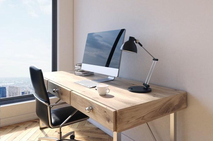 bureau maison pour travailler de chez soi