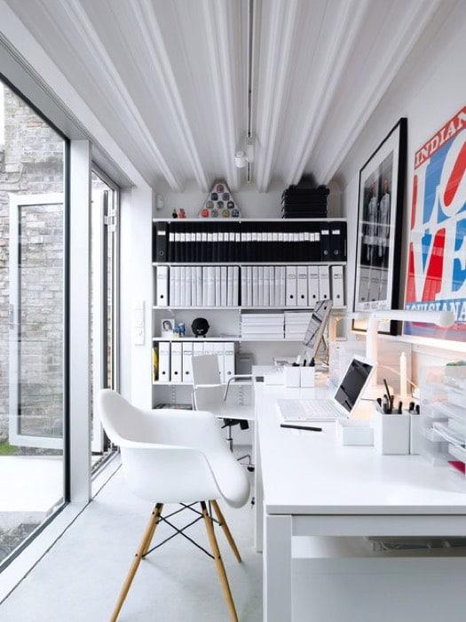 25 idées déco d\'un bureau maison : nos astuces pour le mettre en ...