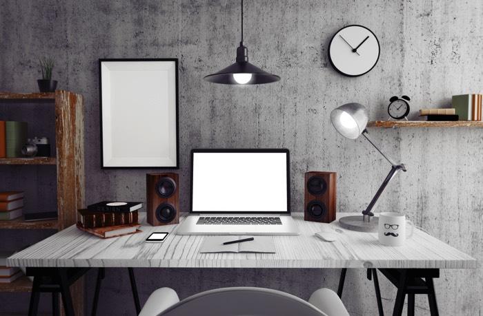 Aménagement dun petit bureau : 50 idées pour maximiser lespace