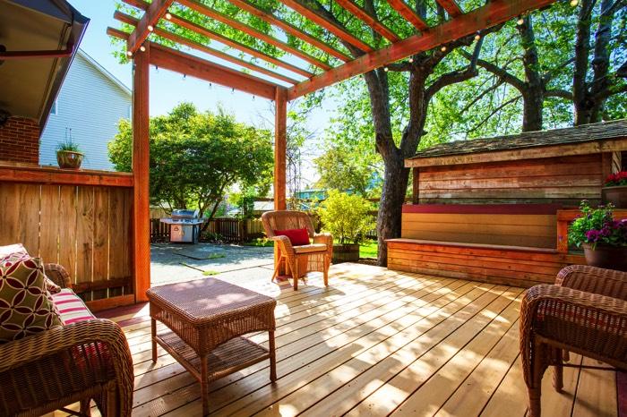 Aménagement d'une terrasse3