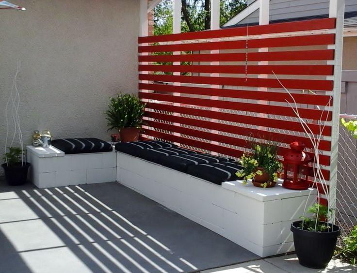 parpaing d coratif 16 possibilit s d 39 utilisation. Black Bedroom Furniture Sets. Home Design Ideas