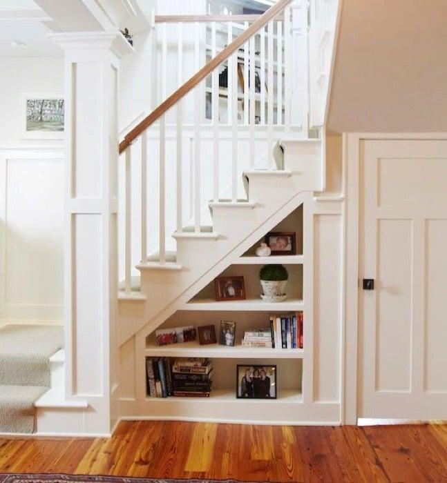 placard sous un escalier 14 exemples et bonnes pratiques. Black Bedroom Furniture Sets. Home Design Ideas