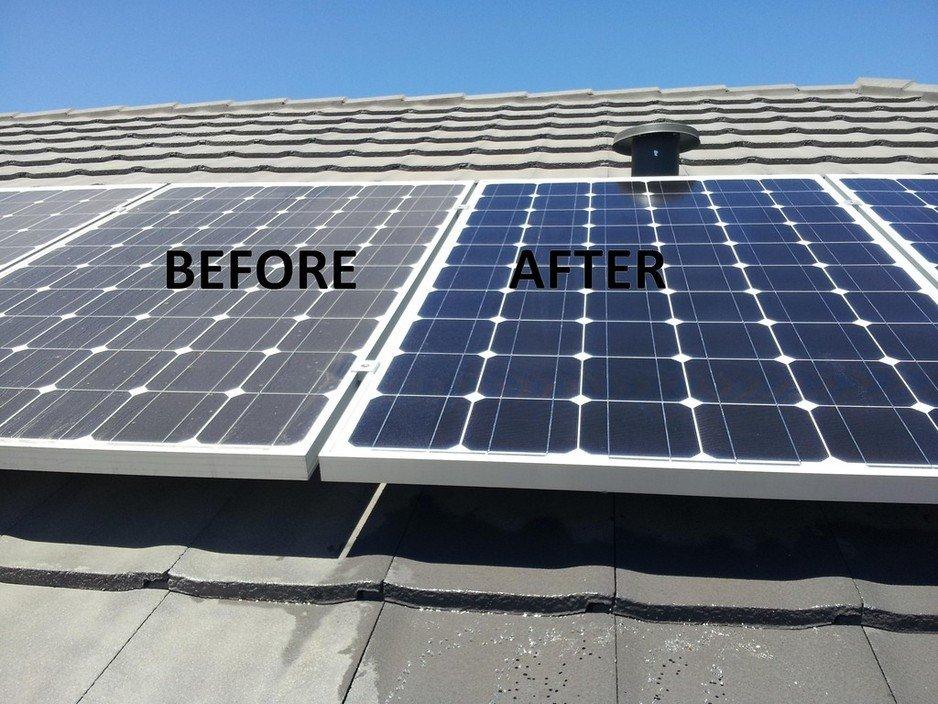 Comment Nettoyer Des Panneaux Solaires Quelques Conseils