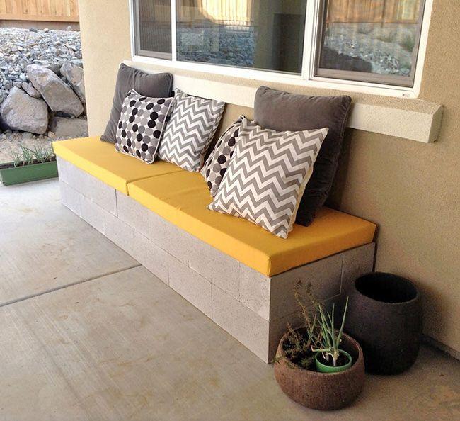 Idee Parpaing 12 Designs Du Mur Au Mobilier D Interieur Design