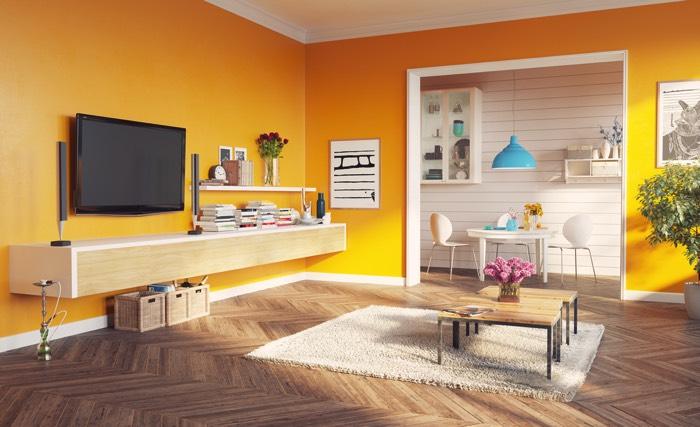 Salle manger jaune 14 id es design pour int grer la - Salle a manger design blanche et bois en quelques idees ...