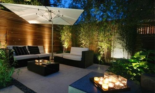 Terrasse design 19 id es folles pour une terrasse unique for Spot design exterieur