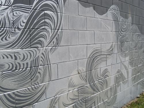Mur De Parpaing Comment Le Monter Et Luembellir En Tapes Peindre With  Crepir Un Mur Exterieur En Parpaing.