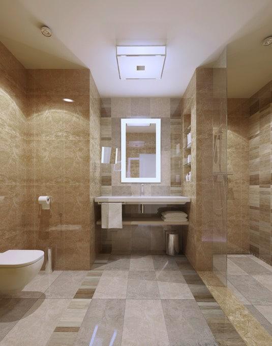 62 id es d co de colonne de douche le guide d 39 installation. Black Bedroom Furniture Sets. Home Design Ideas
