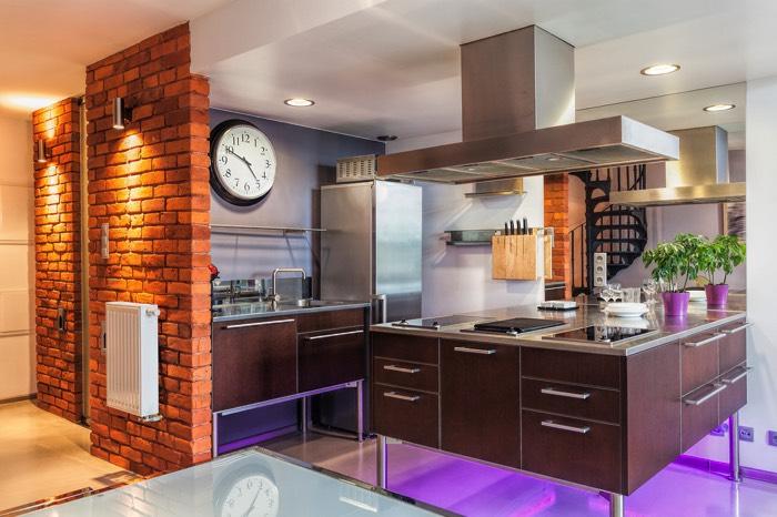copyright photographeeeu shutterstockcom cuisine avec ilt - Cuisine Avec Ilot Central Plaque De Cuisson