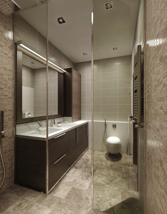 Douche italienne 27 id es d 39 am nagement le guide complet - Difference entre salle d eau et salle de bain ...