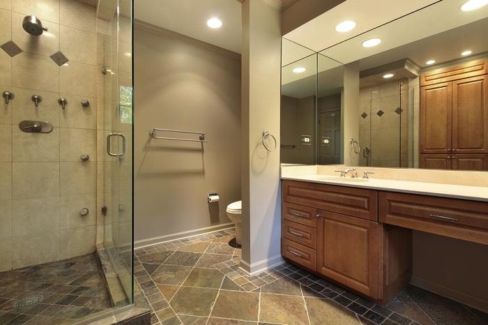 douche italienne 27 id es d 39 am nagement le guide complet. Black Bedroom Furniture Sets. Home Design Ideas