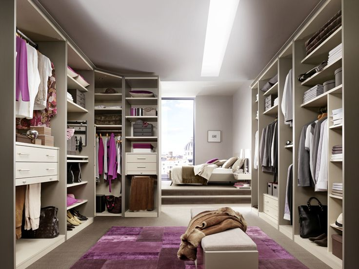 Le guide du dressing 34 photos inspirantes 9 conseils d for Photos dressing chambre
